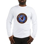 USS Denver LPD-9 Long Sleeve T-Shirt