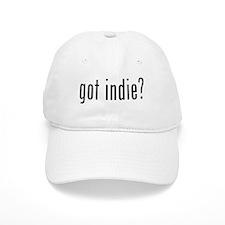 got indie? Baseball Cap
