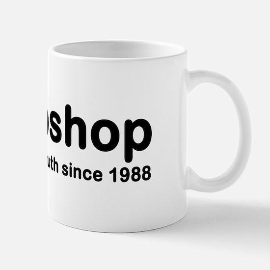 Photoshop Mug