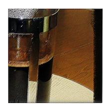 "Tile Coaster ""Coffee Art Puzzle 4"""