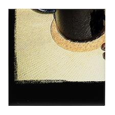 "Tile Coaster ""Coffee Art Puzzle 5"""