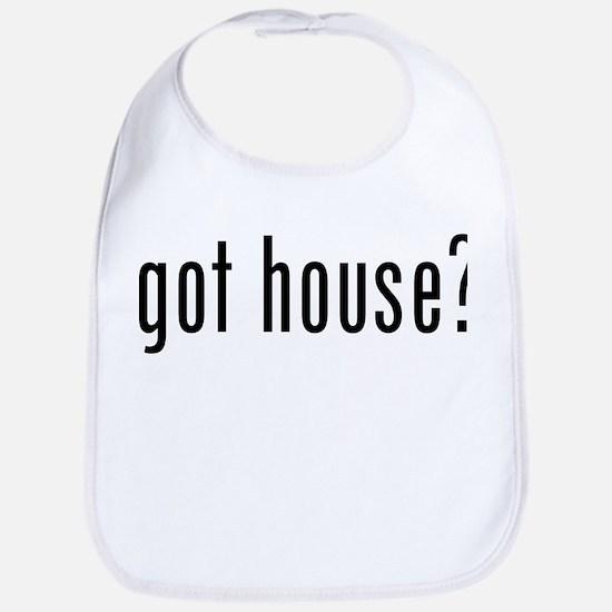 got house? Bib