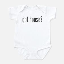 got house? Onesie