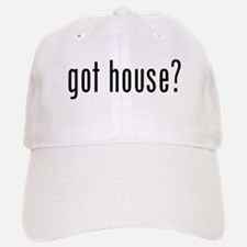 got house? Baseball Baseball Cap