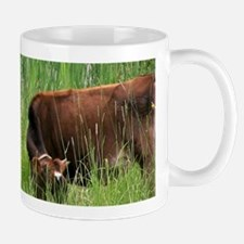 Grazing Cows Mug