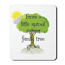 Little Sprout Mousepad