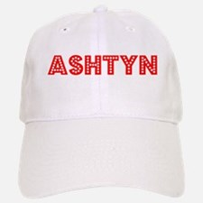 Retro Ashtyn (Red) Baseball Baseball Cap