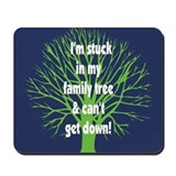 Genealogy Classic Mousepad
