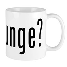 got grunge? Mug