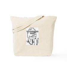 Unique Bomb logo Tote Bag