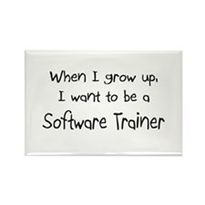 When I grow up I want to be a Software Trainer Rec