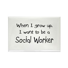 When I grow up I want to be a Social Worker Rectan