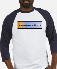 Slacker Don Baseball Jersey