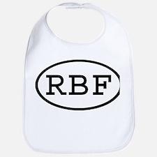 RBF Oval Bib