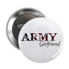 "ARMY Girlfriend 2.25"" Button (10 pack)"