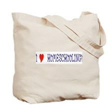 Homeschool Tote Back