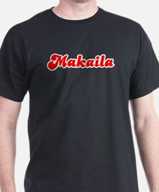 Retro Makaila (Red) T-Shirt