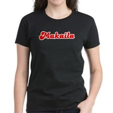 Retro Makaila (Red) Tee