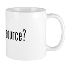 got open source? Mug