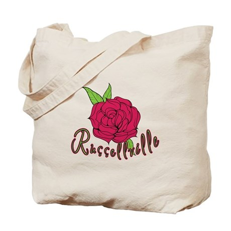 Russellville Rose Tote Bag