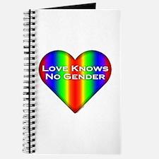 Love Knows No Gender Journal