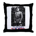 Team Infidel - General Pershing Throw Pillow