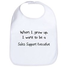 When I grow up I want to be a Sales Support Execut