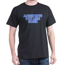 Retro Accounts Pa.. (Blue) T-Shirt