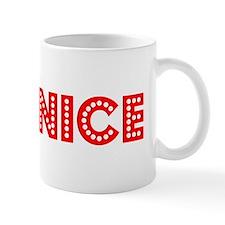 Retro Berenice (Red) Mug