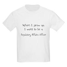When I grow up I want to be a Regulatory Affairs O