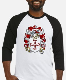 Pilkington Family Crest Baseball Jersey
