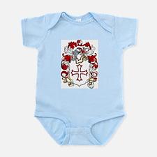 Pilkington Family Crest Infant Creeper