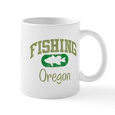 FISHING OREGON Mug