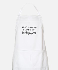 When I grow up I want to be a Radiographer BBQ Apr