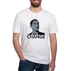 Barack Obama: Change Shirt