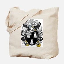 Porter Family Crest Tote Bag