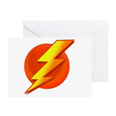 Superhero Greeting Cards (Pk of 20)