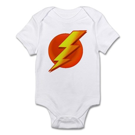 Superhero Infant Bodysuit