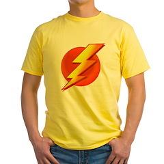 Superhero Yellow T-Shirt