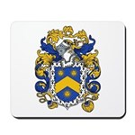 Powell Family Crest Mousepad