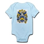 Powell Family Crest Infant Creeper