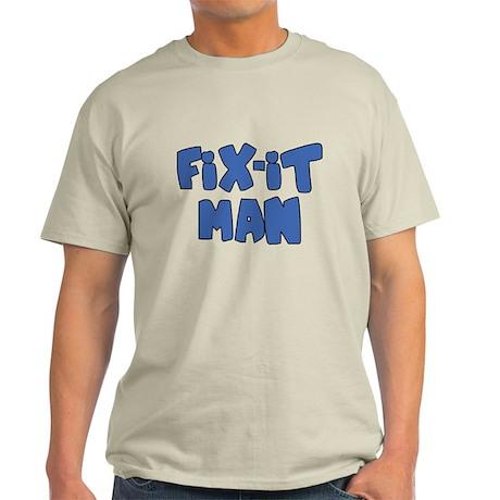 Fix-it Man Light T-Shirt