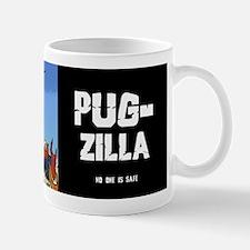 Pug-zilla Mug
