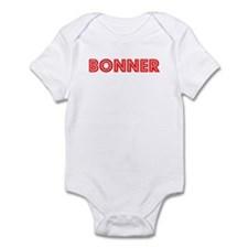 Retro Bonner (Red) Infant Bodysuit