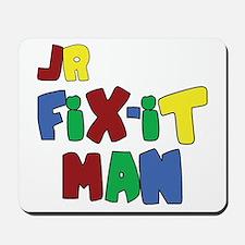 Jr. Fix-it Man Mousepad