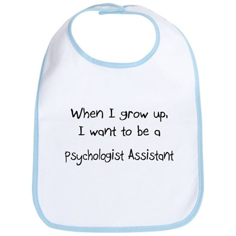 I want to be a psychologist when I grow up...?