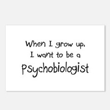 When I grow up I want to be a Psychobiologist Post
