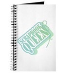 Tagged Scrapbook Queen Journal
