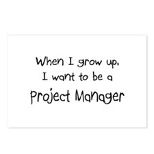 When I grow up I want to be a Project Manager Post