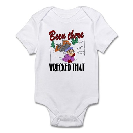 Been There, Wrecked That Infant Bodysuit